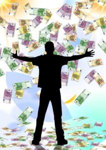 Auch, wenn es nur um Geld geht, kann Betrug auch eine Gefängnisstrafe nach sich ziehen.