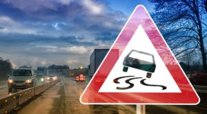Ein Verkehrsunfall ist das Paradebeispiel für Fahrlässigkeit.
